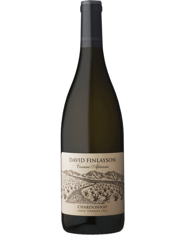 David Finlayson Camino Africana Shale Terraces Chardonnay 2020