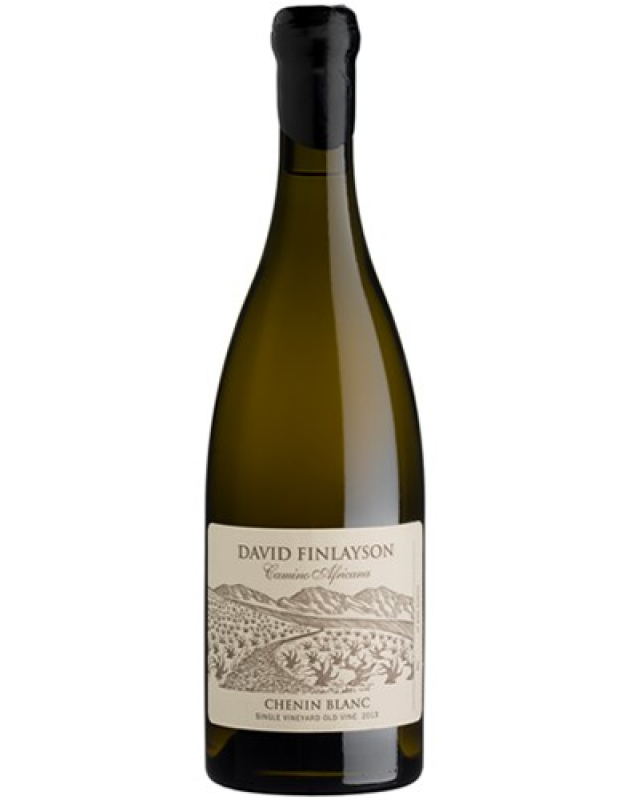 David Finlayson Camino Africana Chenin Blanc 2019 Old Vine Single Vineyard