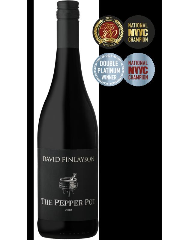David Finlayson The Pepper Pot 2019